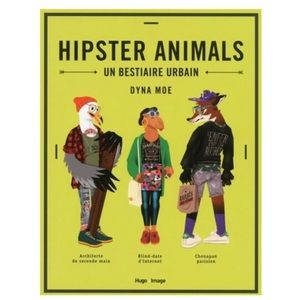 New Hipster Animals comedy satire book